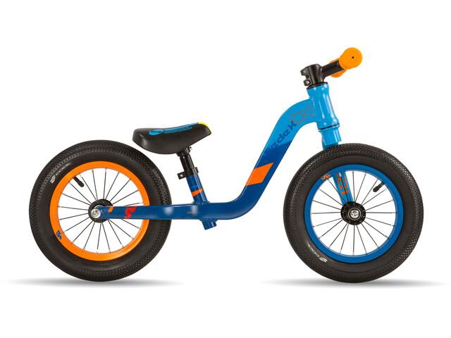 s'cool pedeX 1 Bicicletta senza pedali Bambino blu